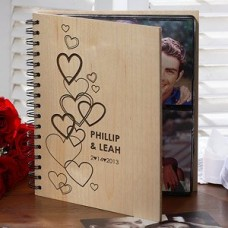 Personalized-Photo-Albums-Hearts-of-Love