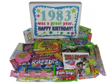 30th Birthday Gift Box (Born 1983)
