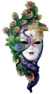 Lady-Peacock-Venetian-Style-Carnival-Mask-Wall-Decor-A-must-for-every-home-