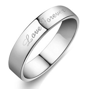 Personalized Engagement Ring for Her