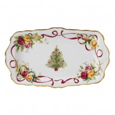 Old-Country-Roses-Christmas-Tree-Sandwich-Tray