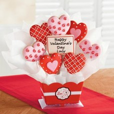 Personalized-Valentine-s-Day-Cookie-Bouquet