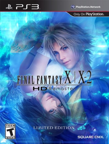Final Fantasy X X-2 HD Remaster Special Edition - Playstation 3