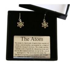 Atom-Earrings