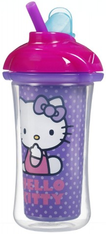 Lock Insulated Straw Cup by Munchkin