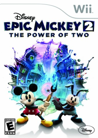 The Power of Two - Nintendo Wii by Disney