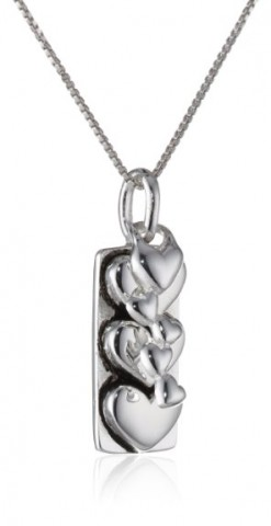 """""""I Love You More"""" Necklace"""