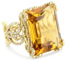 Katie-Decker-Tudor-18k-Citrine-and-Diamond-Ring