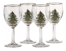 50Spode-Christmas-Tree-13-Ounce-Wine-Goblets-with-Gold-Rims-Set-of-4