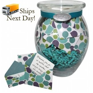 Get Well Wishes - Jar of Messages