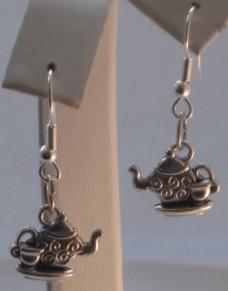 Tea-Cup-Tibetan-Silver-Earrings-by-Blue-Skies-Plus