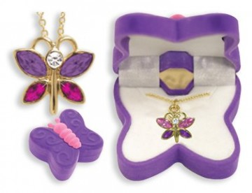 BUTTERFLY Necklace Charm Pendant