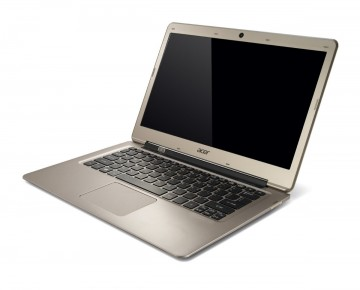 Aspire S3-391-6497 Ultrabook (13.3-Inch Champagne) by Acer