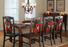Collections-Etc-Faux-Holiday-Wreath-Chair-Decoration-With-Hook