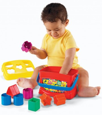 Fisher-Price Brilliant Basics Baby