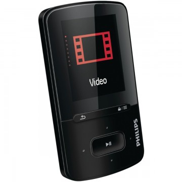 GoGEAR Vibe 8GB MP3 Player By Philips