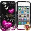 Hardshell Plates Case for the iPhone 4/4S (4G) 4th Generation Touch Phone