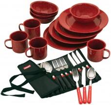 Coleman-Speckled-Enamelware-Dining-Kit