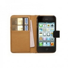 Mens-Leather-Wallet-iPhone-Case-Credit-Card-Holder