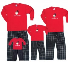 A-Very-Merry-Me-Christmas-Snowman-Long-Sleeve-Clothing-Set-Choose-Adult-or-Kids