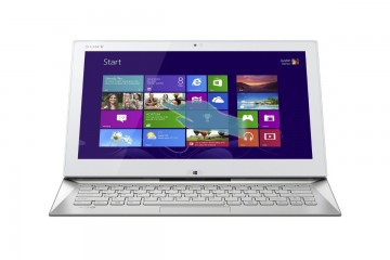 Sony VAIO Touchscreen Ultrabook ( SVD13225PXW 13.3-Inch, White )