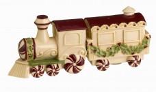 Grasslands-Road-Deck-the-Halls-Train-Salt-and-Pepper-Shakers