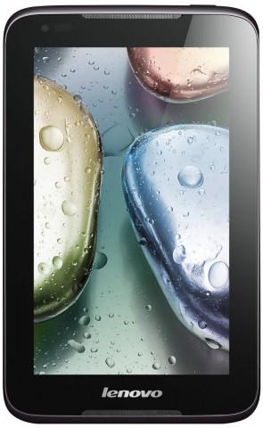 Lenovo Ideatab Black Tablet