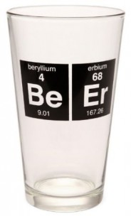Periodic-Beer-Glass