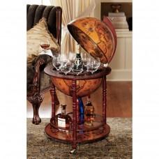 Sixteenth-Century-Italian-Replica-Globe-Bar