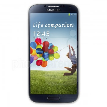 Samsung Galaxy S IV S4 GT-I9500 Factory Unlocked Phone - International Version Black Mist - Gift for gadgets lover