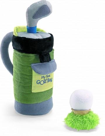 My First Golf Bag Playset by Gund