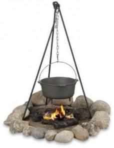 Texsport-Campfire-Tripod