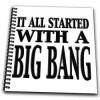 Big Bang Theory - Drawing Book