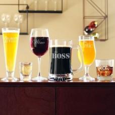 RaeBella-New-York-Etched-Party-Glassware-Set-6PC-Sampler-Brew-Set
