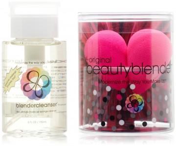 BeautyBlender Double Blender Sponge Cleanser Kit - Gift for Fashionista