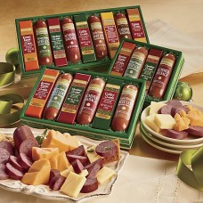 Sausages-n-Cheese-Bars