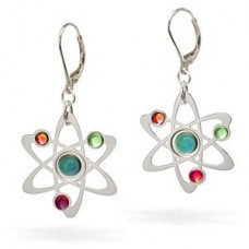 Science-Symbol-Earrings