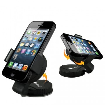Car Mount Holder for Cell Phones and GPS Devices