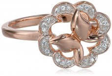 Sterling-Silver-Butterfly-Flower-Diamond-Ring