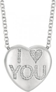 Jewelplus-Sweethearts-Heart-Shaped-Necklace-Sterling-Silver-Necklace-I-Heart-You