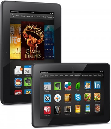 All-New Kindle Fire HDX 7