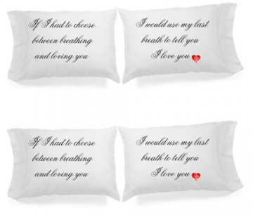 Soft Pillowcases-romantic Gifts for Couples