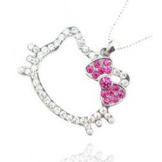 Head-Shaped-Pendant-Charm-Necklace-Chain