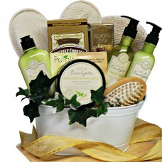 Art-of-Appreciation-Gift-Baskets-Peace-and-Relaxation-Eucalyptus-Spa-Bath-and-Body-Set
