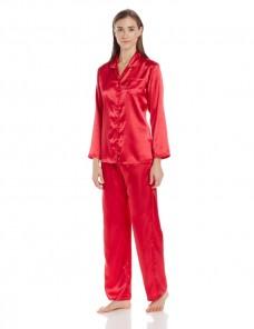 Intimo-Women-s-Satin-Pajama-Set